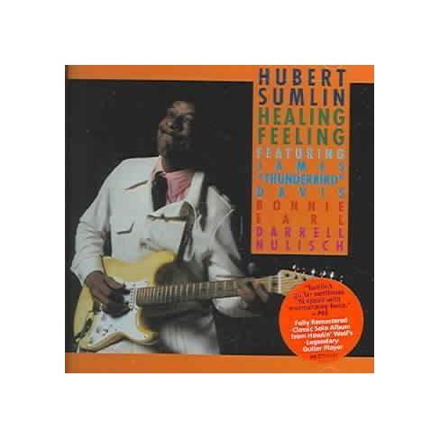 Hubert Sumlin - Healing Feeling (Remaster) (CD) - image 1 of 1