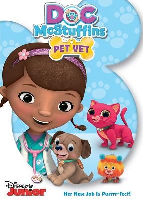 Doc McStuffins: Doc Pet Vet (DVD)