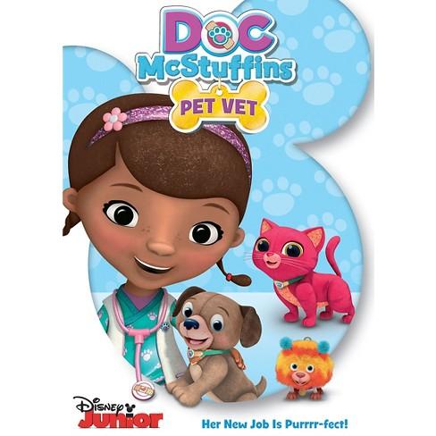 Doc McStuffins: Doc Pet Vet (DVD) - image 1 of 1
