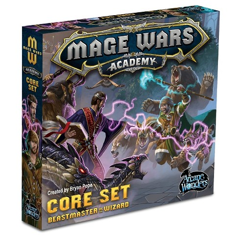 Mage Wars Academy Board Game - image 1 of 4