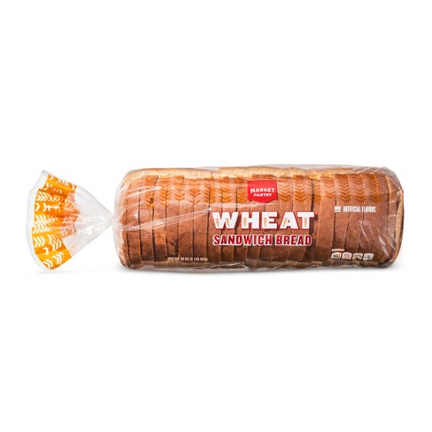 Wheat Bread 16oz - Market Pantry™ - image 1 of 1
