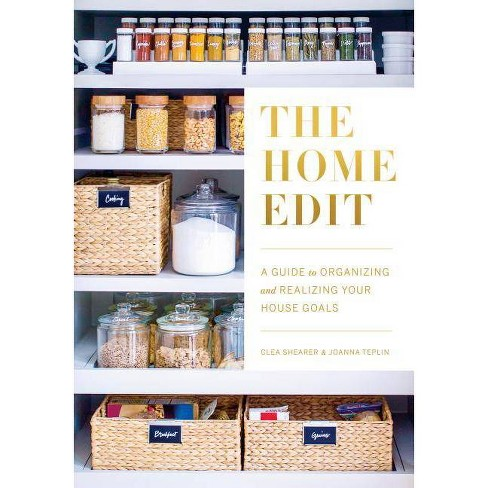 Home Edit : A Guide to Organizing and Realizing Your House Goals (Includes Refrigerator Labels) - image 1 of 1