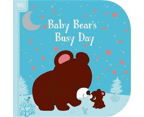 Baby Bear's Busy Day (Hardcover) (Megan Roth) - image 1 of 1
