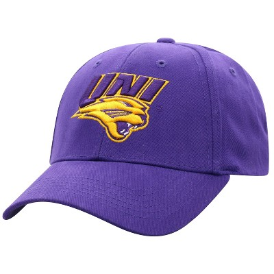 NCAA Northern Iowa Panthers Men's Structured Brushed Cotton Hat