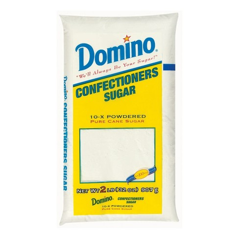 Domino Confectioners Powdered Pure Cane Sugar - 32 oz - image 1 of 4