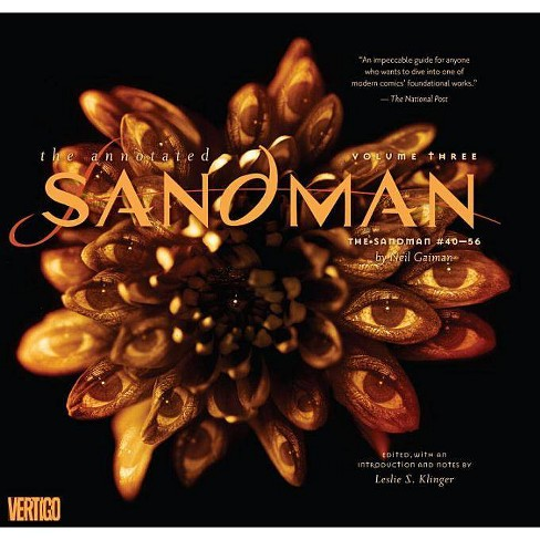Annotated Sandman Vol. 3 - (Sandman Annotated) by  Neil Gaiman (Hardcover) - image 1 of 1