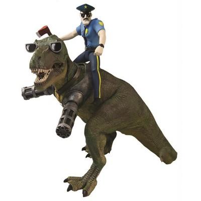 Mezco Toyz Axe Cop Action Figure 2-Pack: Axe Cop and Wexter
