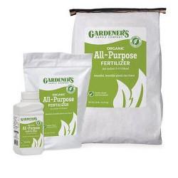 Organic All-Purpose Fertilizer, 25 Lbs. - Gardener's Supply Company