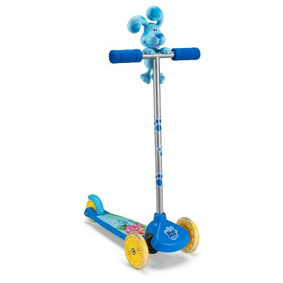 Nickelodeon Swing 3 Wheel Kids' Kick Scooter - Purple/Blue