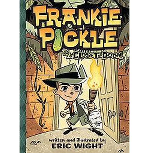 Frankie Pickle and the Closet of Doom (Hardcover) (Eric Wight) - image 1 of 1