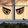 Incandescent Jumbo Purple Eyes Halloween Light Up Decor - Hyde & EEK! Boutique™ - image 2 of 3