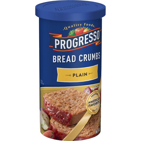 Progresso Plain Bread Crumbs 15 oz - image 1 of 3