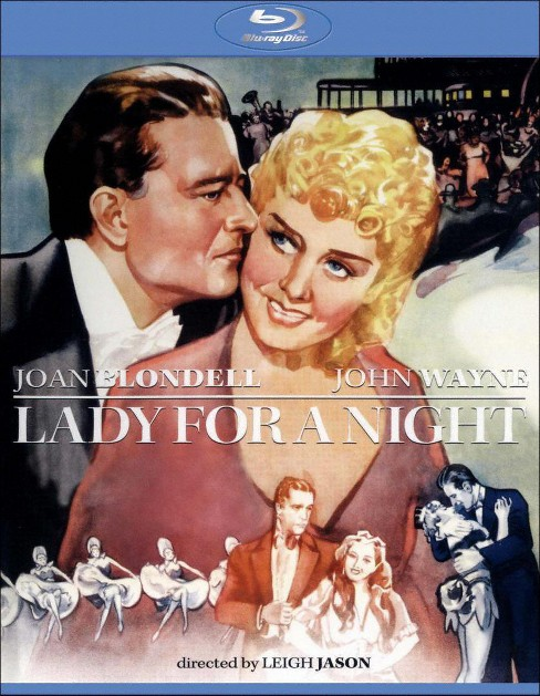 Lady for a night (Blu-ray) - image 1 of 1