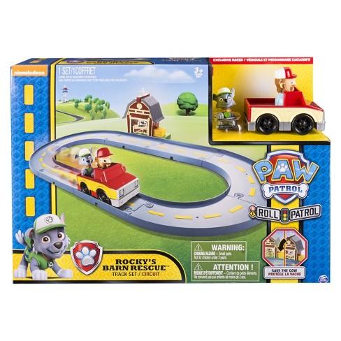 Paw Patrol - Rocky s Barn Rescue Track Set   Target f099781927