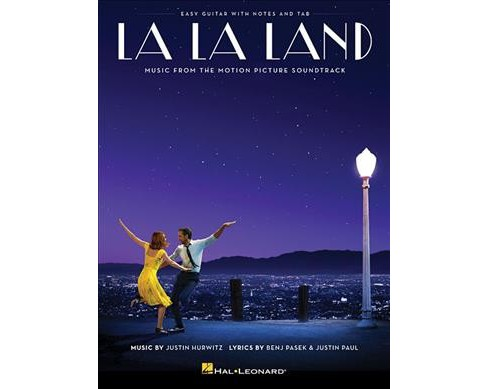 La La Land : Music from the Motion Picture Soundtrack (Paperback) - image 1 of 1