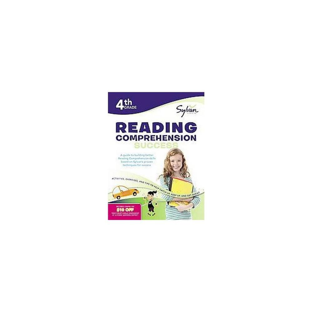 4th-Grade Reading Comprehension Success (Workbook) (Paperback)