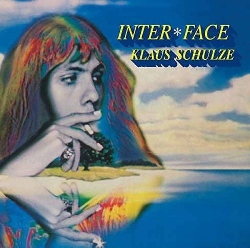 Klaus Schulze - Interface (CD) - image 1 of 1
