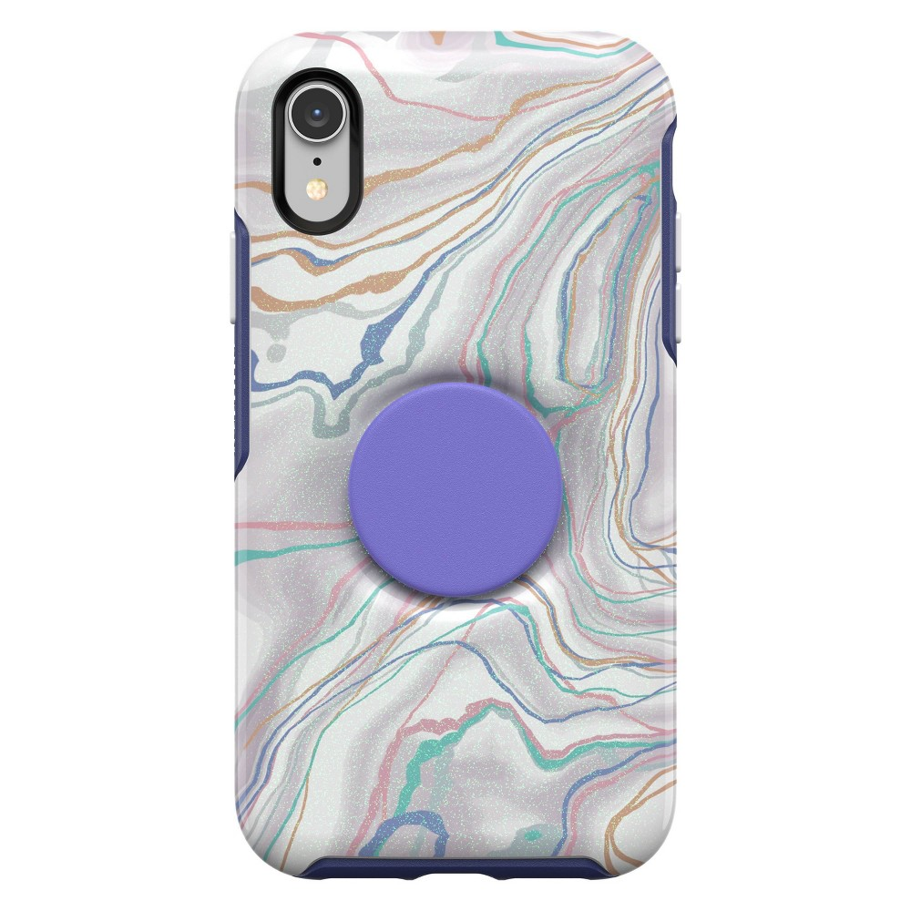 OtterBox Apple iPhone XR Otter + Pop Symmetry Case (with PopTop) - What A Gem