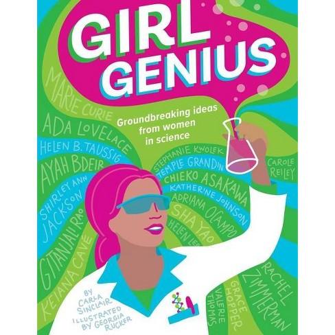 Girl Genius - (Generation Girl) by  Carla Sinclair (Paperback) - image 1 of 1