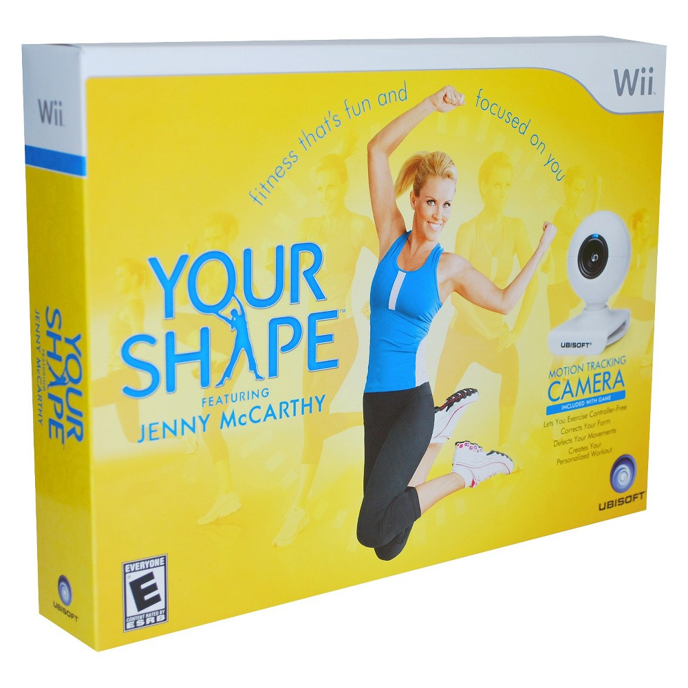 Your Shape Nintendo Wii, video games
