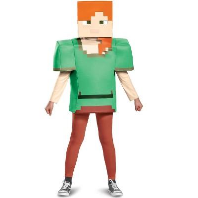 Minecraft Alex Classic Child Costume