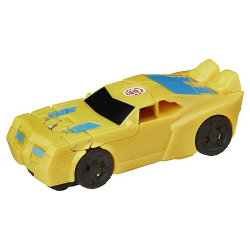 Transformers - Robots in Disguise 1-Step Changers Energon Boost Bumblebee - image 1 of 3