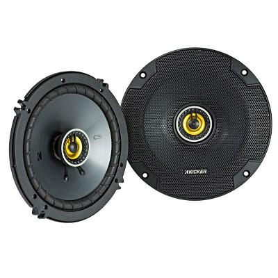 "Kicker 46CSC654 CS-Series 6-1/2"" 2-Way Coaxial Speakers"