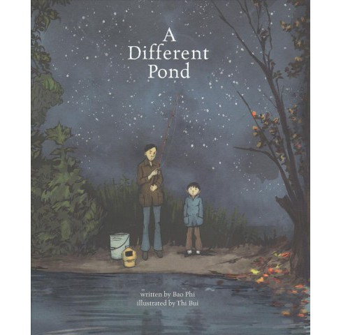 Different Pond -  by Bao Phi (Hardcover) - image 1 of 1