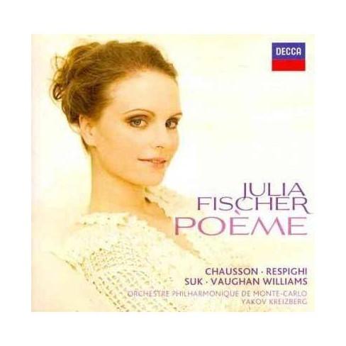Julia Fischer - Poeme (CD) - image 1 of 1