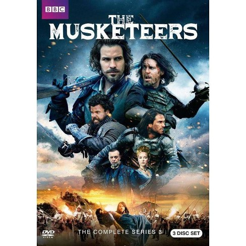 The Musketeers: The Complete Third Season (DVD) - image 1 of 1