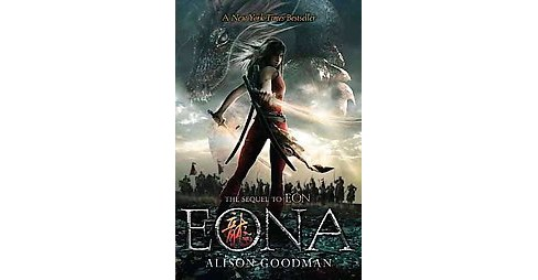 Eona : The Last Dragoneye (Reprint) (Paperback) (Alison Goodman) - image 1 of 1