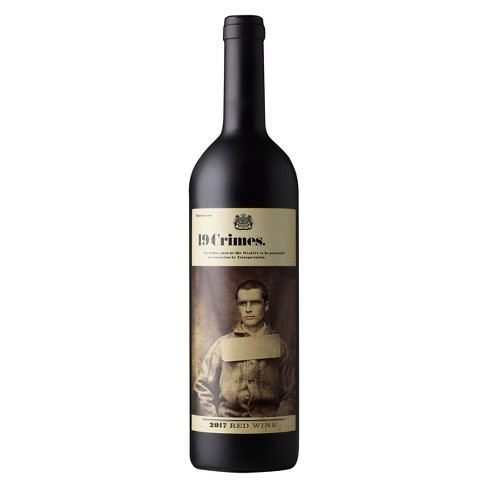 19 Crimes® Red Blend - 750mL Bottle - image 1 of 1
