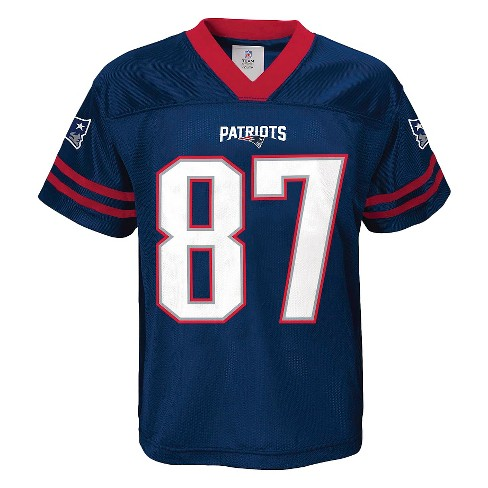 Rob Gronkowski New England Patriots Toddler/Infant Boys' Jersey 2T - image 1 of 2