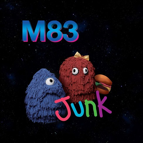 M83 - Junk (CD) - image 1 of 1