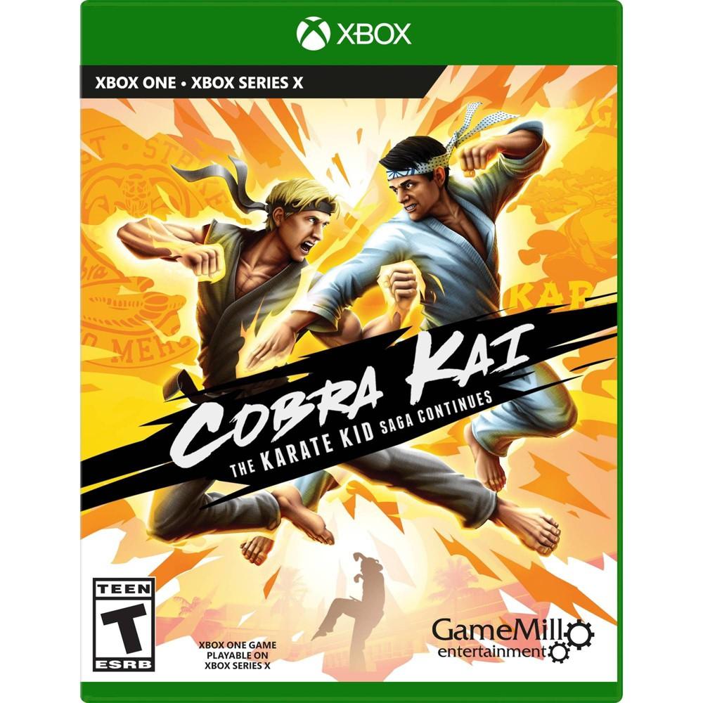 Cobra Kai Xbox One