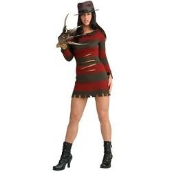 A Nightmare on Elm Street A Nightmare on Elm Street Secret Wishes Miss Krueger Adult Costume