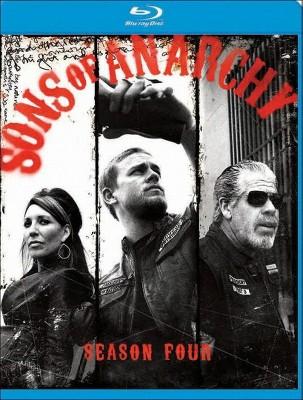 Sons of Anarchy: Season 4 (Blu-ray)