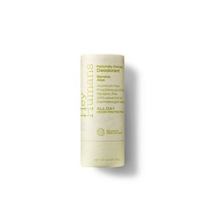Hey Humans Natural Deodorant Banana Aloe - 2oz