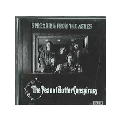 Peanut Butter Conspiracy (The) - Spreading From The Ashes (CD) - image 1 of 1