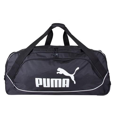 "Puma 30"" Rolling Duffel Bag - Black - image 1 of 4"
