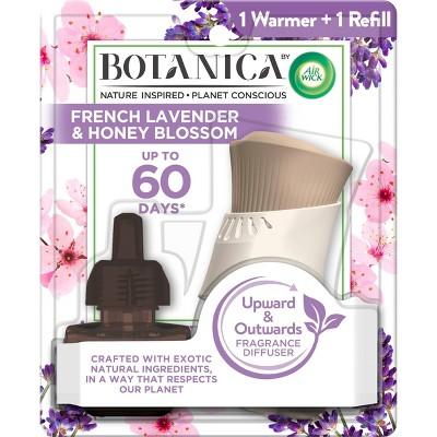 Botanica Scented Oil Starter Kit - French Lavender & Honey Blossom