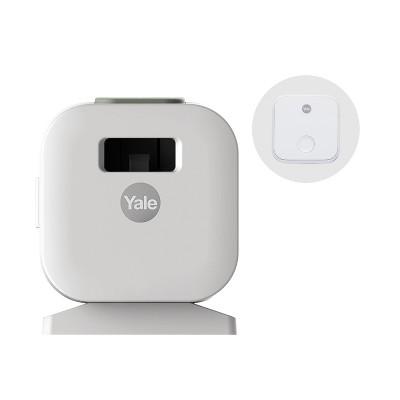 Yale YRCB-490-CB1-WSP Smart Cabinet Lock with Connect Wi-Fi Bridge