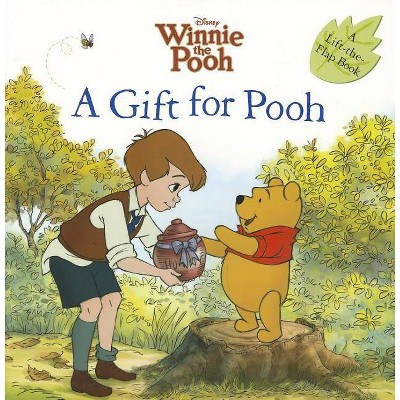 A Gift for Pooh - (Disney Winnie the Pooh) by  Sara F Miller (Paperback)