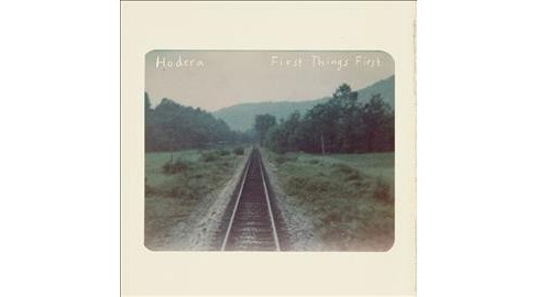 Hodera - First Things First (Vinyl) - image 1 of 1