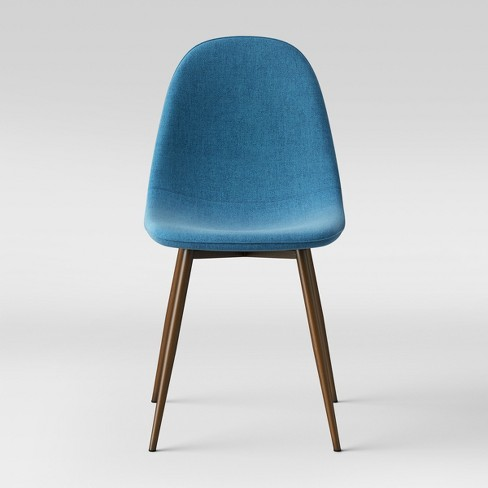 Amazing 2Pc Copley Upholstered Dining Chair Teal Project 62 Dailytribune Chair Design For Home Dailytribuneorg
