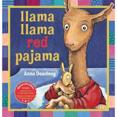 Llama Llama Red Pajama - by Anna Dewdney (Mixed media product)