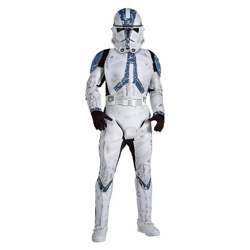 Star Wars Clone Trooper Kids' Costume - image 1 of 1