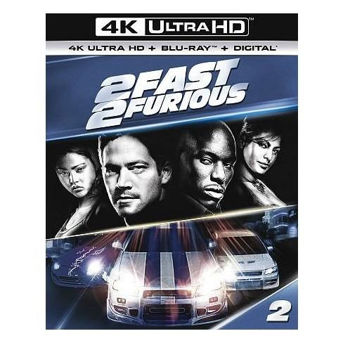 4K UHD 2 Fast Furious
