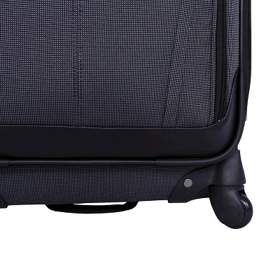 'Skyline 21'' Spinner Carry On Suitcase - Gray, Grey'