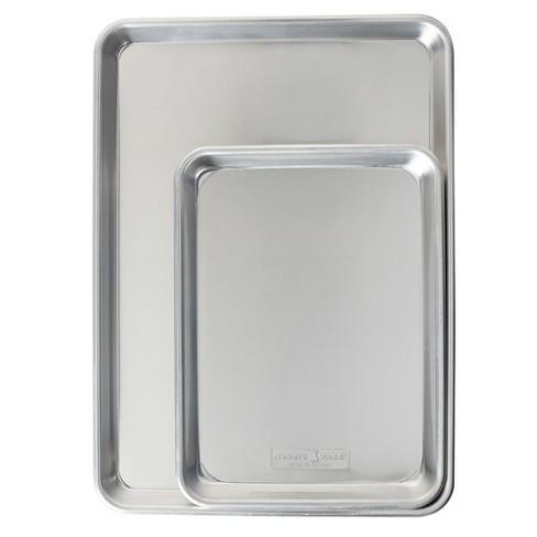 Nordic Ware 2pk Aluminum Cookie Sheet - image 1 of 4